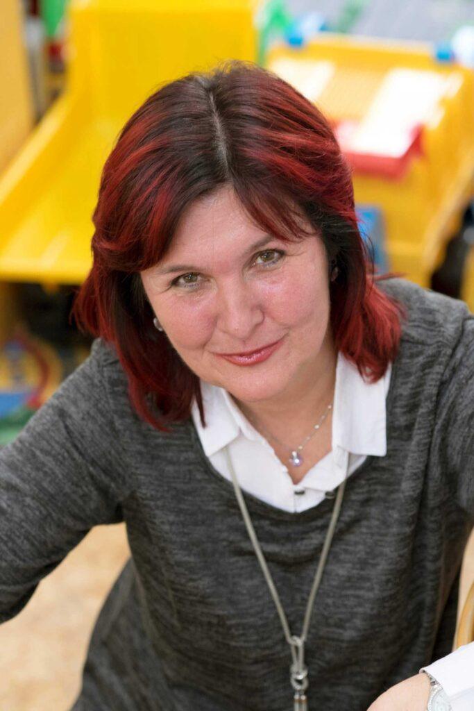 Lenka Jarocká portrét